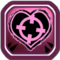 Rage Heart Icon