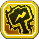 Static Strike Icon