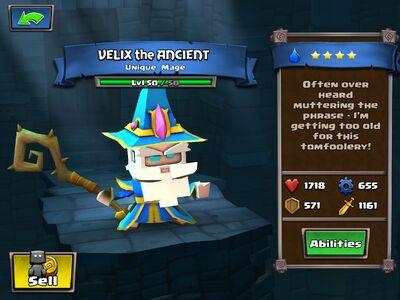 Velix the Ancient
