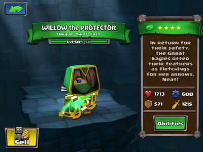 Willow the Protector