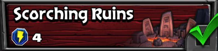 16-8 Scorching Ruins