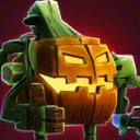 Pumpkin Furnace 1A Icon