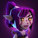 Shadow Queen Daeris 0A Icon