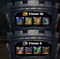 Tower of Pwnage floor 9 and 10