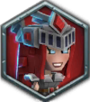 Shieldmaiden Astrid token 1