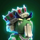 Crowned King Bramble 1A Icon