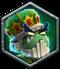 Crowned King Bramble token