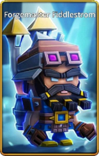 Forgemaster Fiddlestrom skin