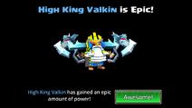 Valkin is epic
