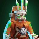 Jungle King Julius 1A Icon