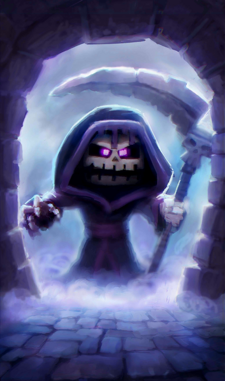 Life Reaper Brom