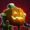 Pumpkin Furnace 0A Icon
