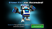 Stonefist second ascension