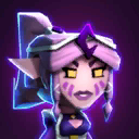 Moon Priestess Daeris 0A Icon