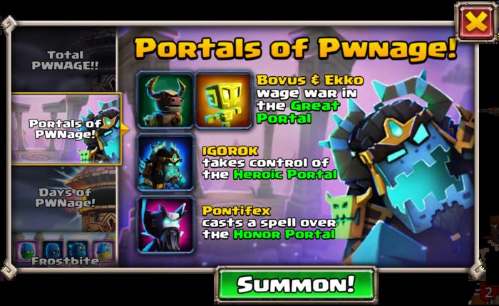 Portals of PWNage