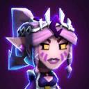 Moon Priestess Daeris 2A Icon