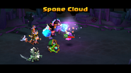 Spore Cloud Action