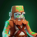 Jungle King Julius 0A Icon
