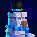 Snowman Stone Fist 2A Icon