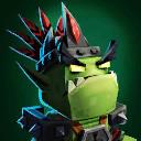 Cruel King Bramble 1A Icon