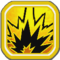 Intensify Shock Icon