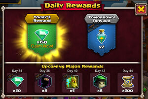 Daily Rewards Image