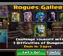 Rogues Gallery with Masuta Kira