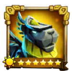 Gold Hero Icon