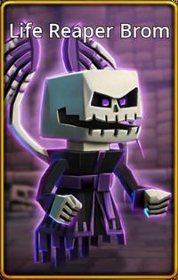 Life Reaper Brom default skin