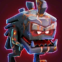 Molten Mangle Jaw 1A Icon