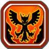 Fire Bird Icon