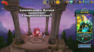 Shieldmaiden Astrid Portal unlock