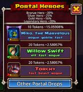 Portal drop rates vip boost