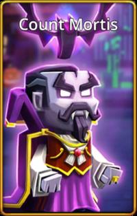 Count Mortis skin
