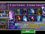 Casters Conclave
