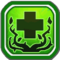 Nature Heart Icon