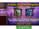 Clash of the Rogues