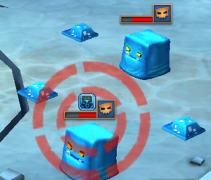 Taunt effect
