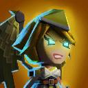 Archangel Emily 1A Icon