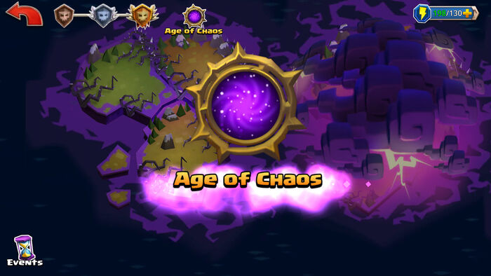 Age of Chaos enter map