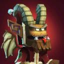 Krampus Zulkodd 1A Icon