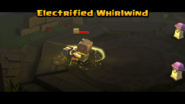 Electrified Whirlwind