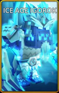 Ice Age IGOROK skin