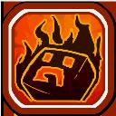 Burned Icon