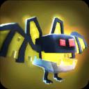 Bat 01 Yellow