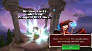 Willow summoned