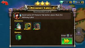 Alchemy Lab3