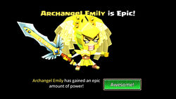 Archangel Emily is Epic