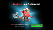 Squinch ascension1