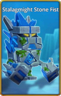 Stalagmight Stone Fist skin